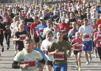 Thumb tallinn marathon