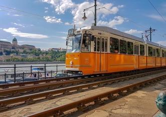Thumb budapest tram