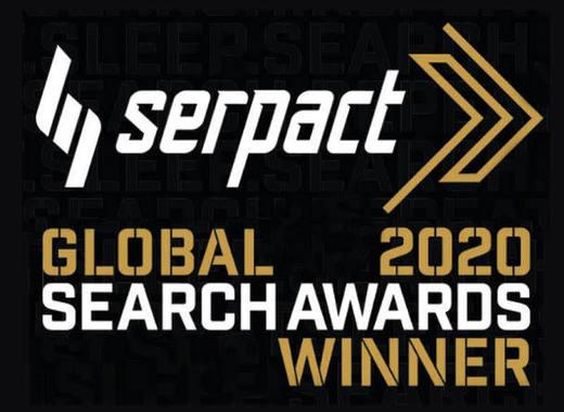 Medium serpact global search awards winner
