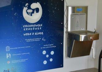 Thumb tap water distribution ciechanow 15.09.2020