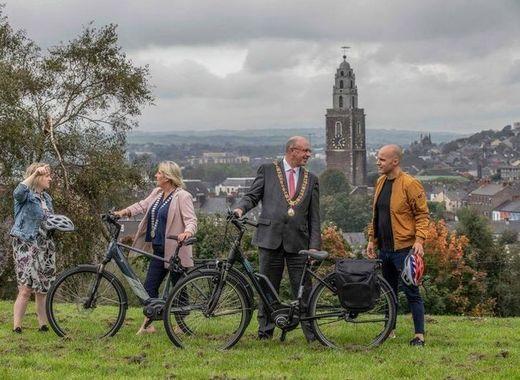 Medium cork   e bike initiative