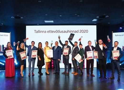 Medium tallinn entrepreneurship awards