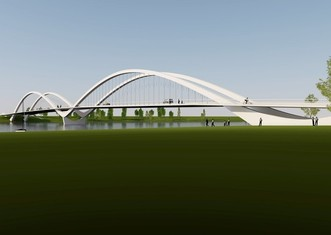 Thumb parnu swan bridge 3d visuaal 2