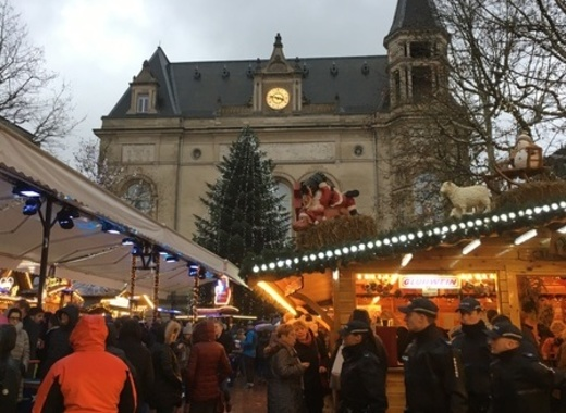 Medium luxembourg christmas market