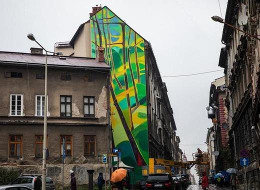 Medium smog absorbing mural by pawe%c5%82 sowa   wydzia%c5%82 prasowy umbb