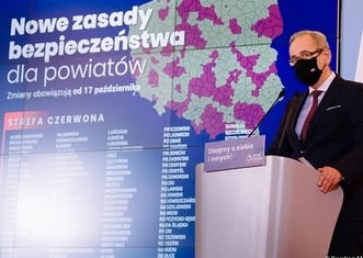 Thumb poland red zone map krystian maj    chancellery of the prime minister