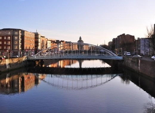 Medium dublin bridge