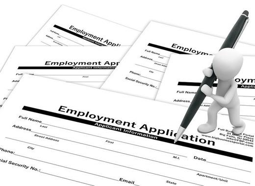 Medium job application forms