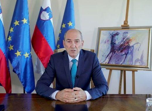 Medium prime minister janez jan%c5%a1a. author kabinet predsednika vlade