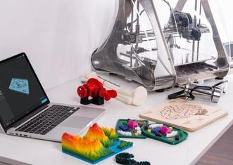 Thumb 3d printer