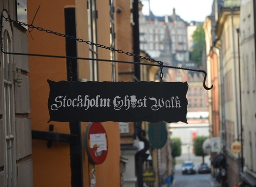 Medium stockholm ghost walk