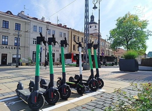 Medium e scooters lublin
