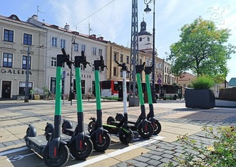 Thumb e scooters lublin