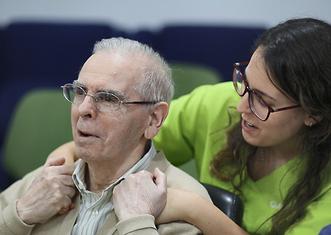 Thumb senior and care provider