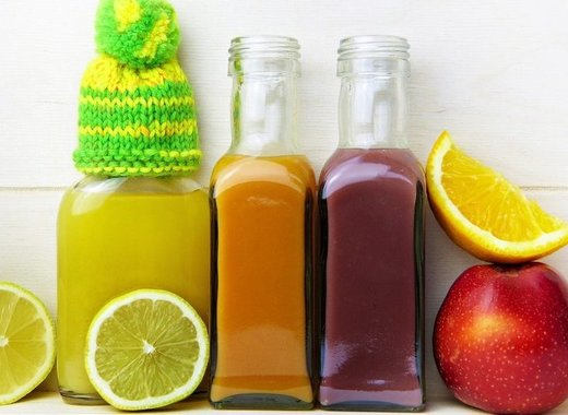 Medium fruit juices