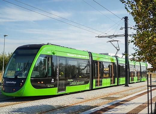 Medium lund tramway