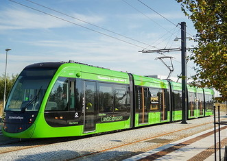 Thumb lund tramway