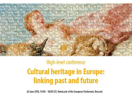 Medium cultural heritage in europe linking past and future