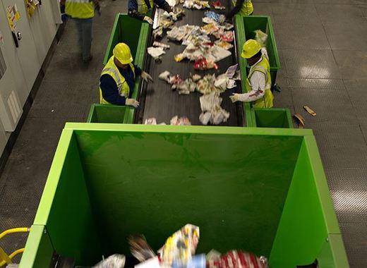 Medium waste management