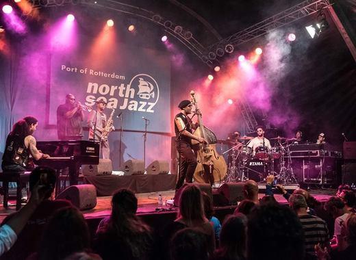 Medium nn north sea jazz festival..