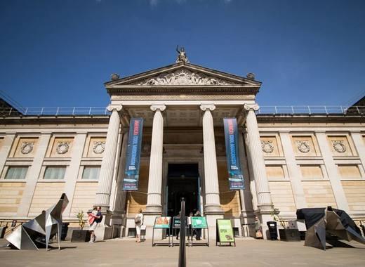 Medium ashmolean museum