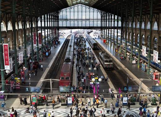 Do You Know Which Is The Busiest Train Station In Europe Themayor Eu