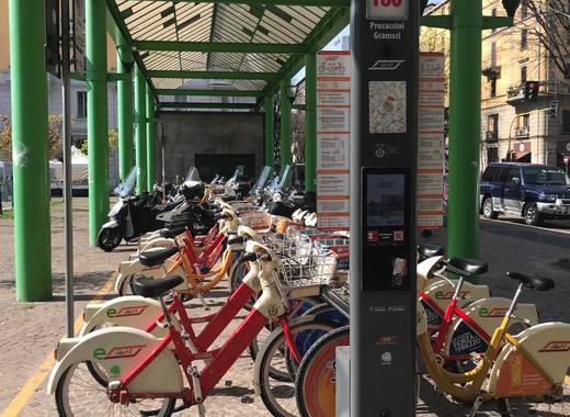 Medium bicicle