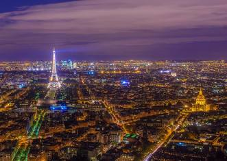 Thumb montparnasse tower observation deck