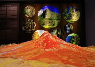 Thumb volcano park