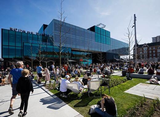 Blox One Of Copenhagens Major Urban Development Projects