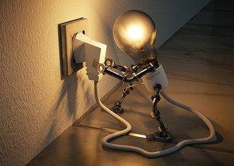 Thumb light bulb