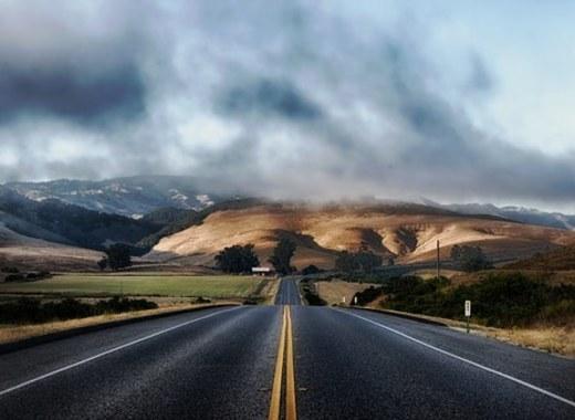 Medium motorway