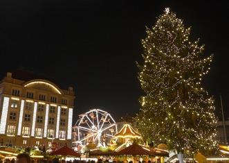 Thumb christmastree