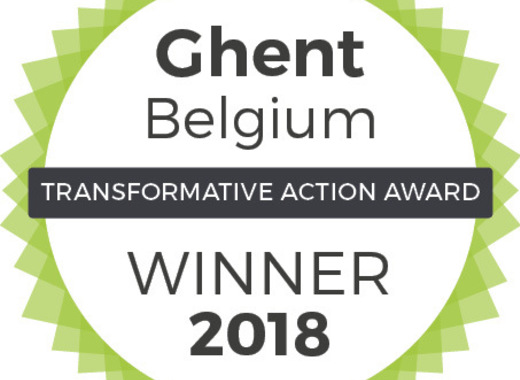 Medium transformative action award winner 2018 small