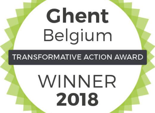 Medium transformative action award winner 2018 small
