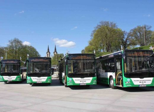 431511b9498 Tallinn plans to switch completely to electric mobility by 2035 | TheMayor  EU