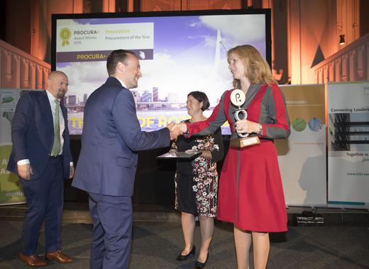 Medium procura  awards innovation