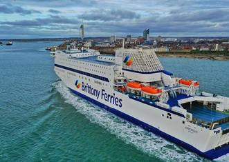 Thumb brittany ferries ships  enthusiasts and crew