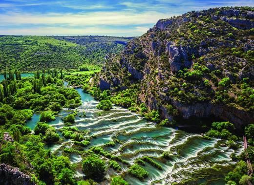 Medium krka national park