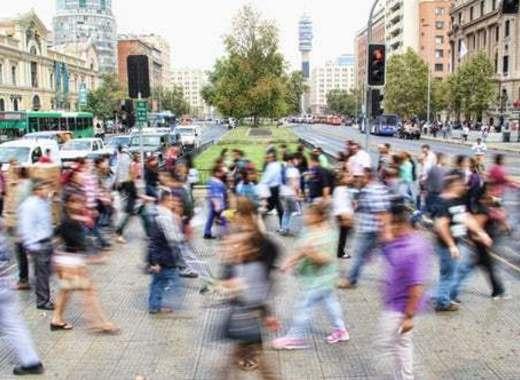 Medium pedestrians