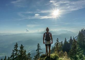 Thumb hiker