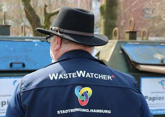Thumb wastewatcher