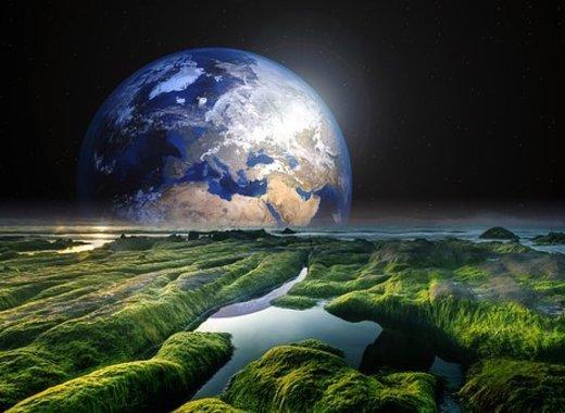 Medium planet