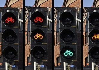 Thumb traffic light