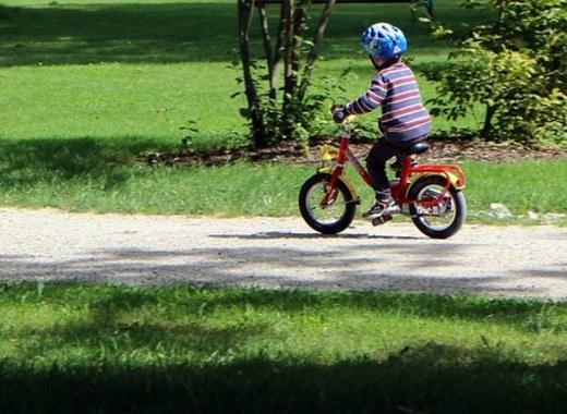 Medium bikepath