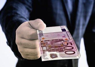 Thumb euro
