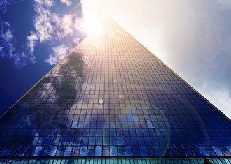 Thumb skyscraper