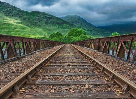Medium railway