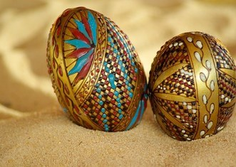 Thumb eggs
