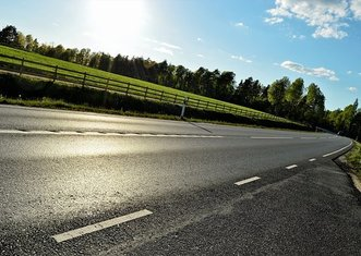 Thumb road
